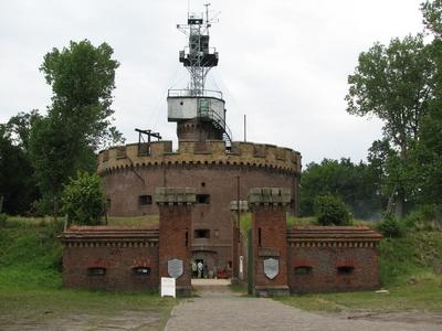 Engelsburg Swinemünde