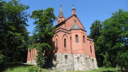 Kirche im Walde Heringsdorf
